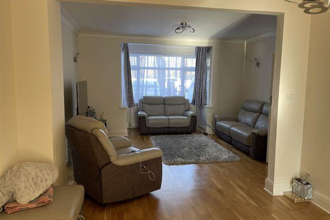 Thumbnail Semi-detached house to rent in Whitchurch Lane, Edgware, Edgware