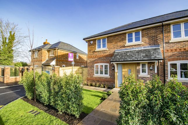 Thumbnail Semi-detached house for sale in Gatehampton Road, Goring On Thames