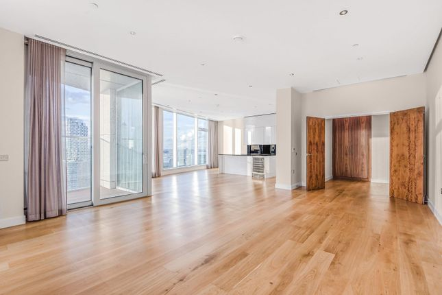 Thumbnail Flat to rent in Arora Tower, Waterview Drive, Greenwich Peninsula