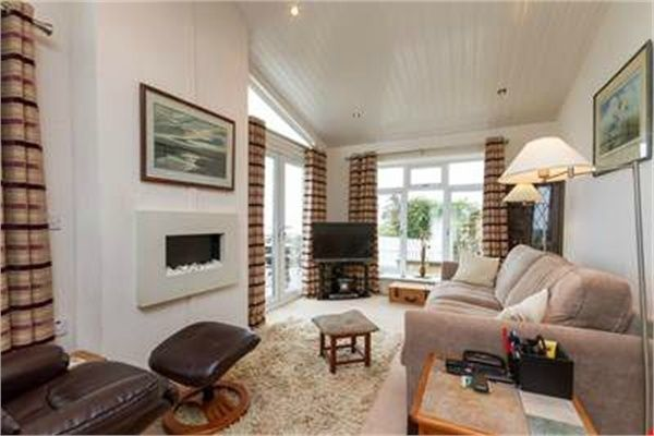 Thumbnail Mobile/park home for sale in Basin View Crescent, Montrose, Angus