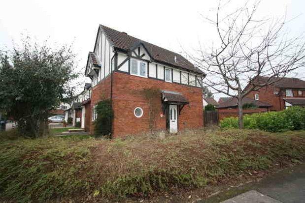 Thumbnail Link-detached house to rent in Sandown Drive, Chippenham