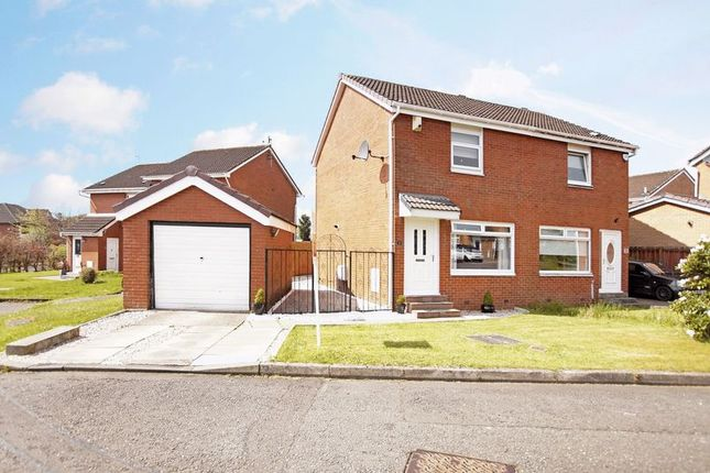 2 bed semi-detached house for sale in Glenbuck Avenue, Robroyston, Glasgow
