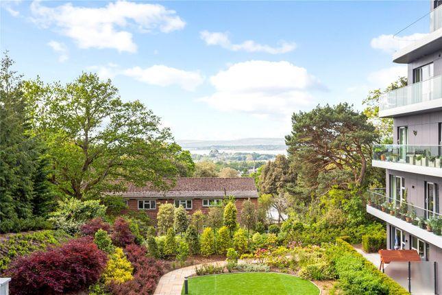 Thumbnail Flat for sale in Vista, 10 Mount Road, Poole, Dorset