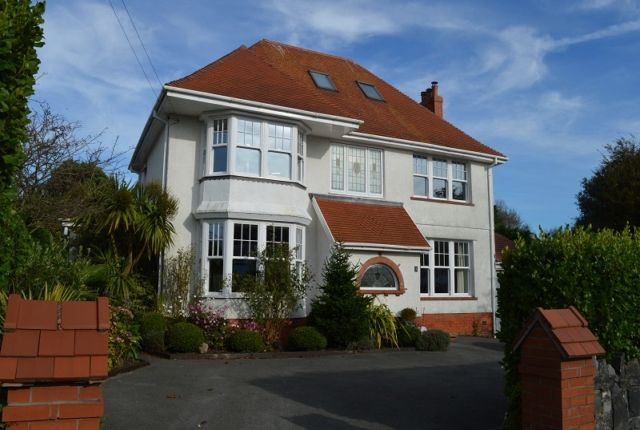 Thumbnail Detached house to rent in Caswell Avenue, Caswell, Swansea