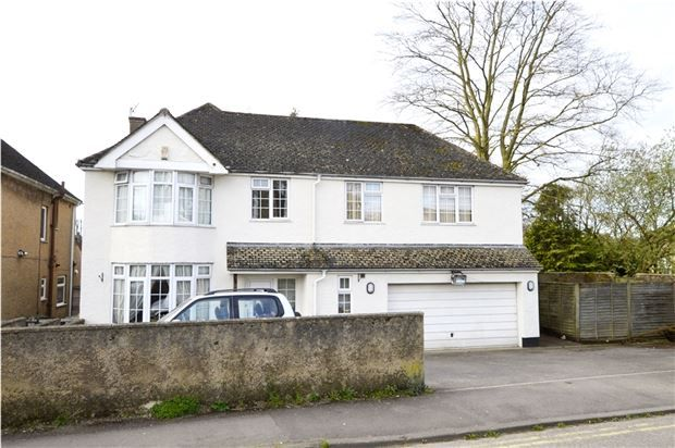 Thumbnail Detached house for sale in Folly Lane, Stroud, Gloucestershire
