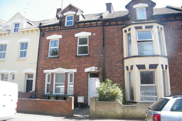 Thumbnail Flat to rent in Church Road, St Thomas, Exeter
