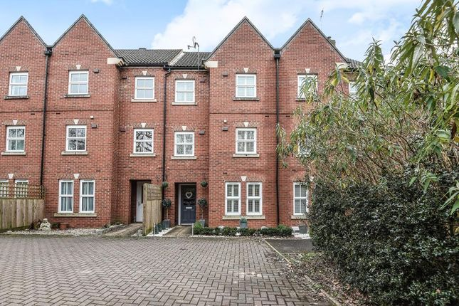 Thumbnail Town house to rent in Victoria Walk, Wokingham