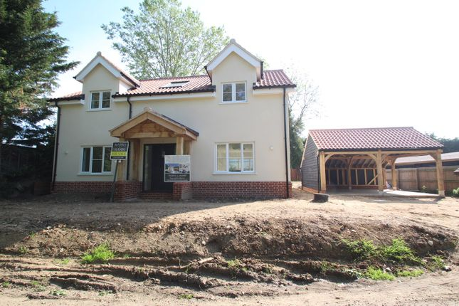 Thumbnail Detached house for sale in Earls Green Road, Bacton, Stowmarket