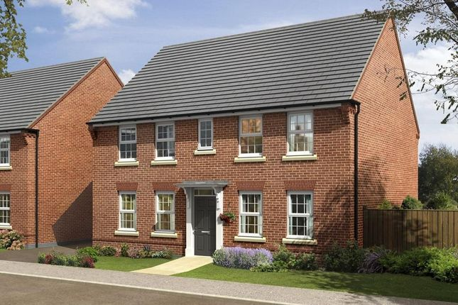 "Thumbnail Detached house for sale in ""Chelworth"" at Birmingham Road, Bromsgrove"