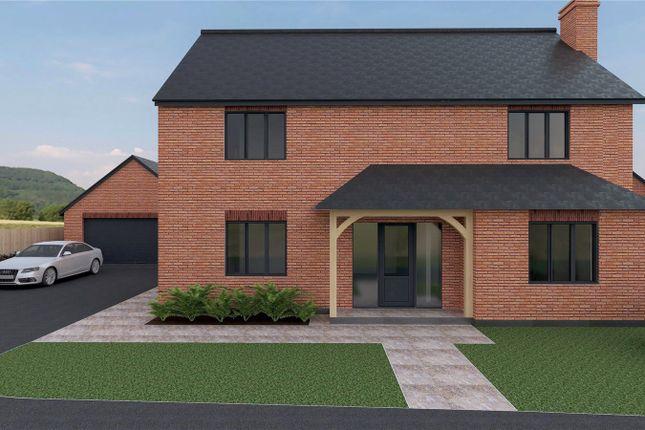 Detached house for sale in Dolfach, Llanbrynmair, Powys