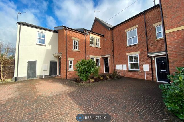 Thumbnail Flat to rent in Selwyn Street, Derby