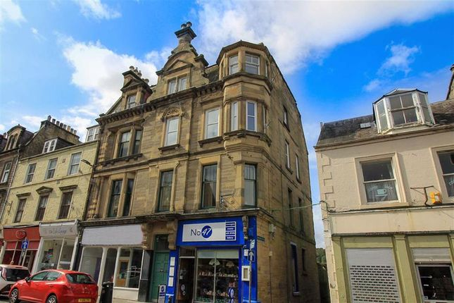 Thumbnail 4 bed flat for sale in High Street, Hawick