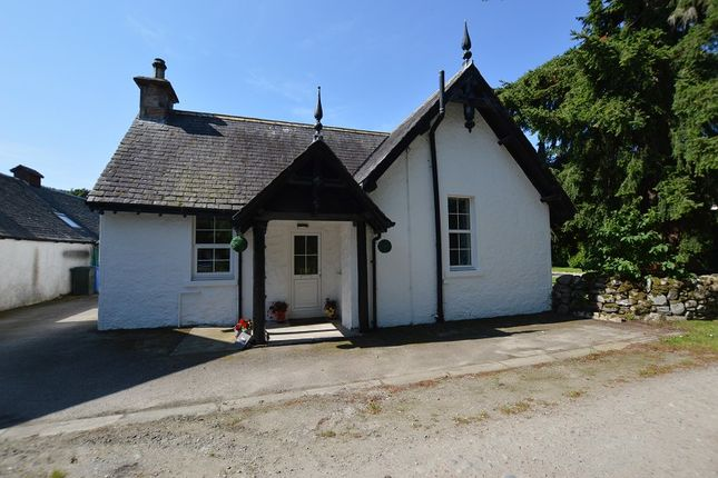 Thumbnail Cottage for sale in Dairy Cottage Balmacaan, Drumnadrochit, Inverness