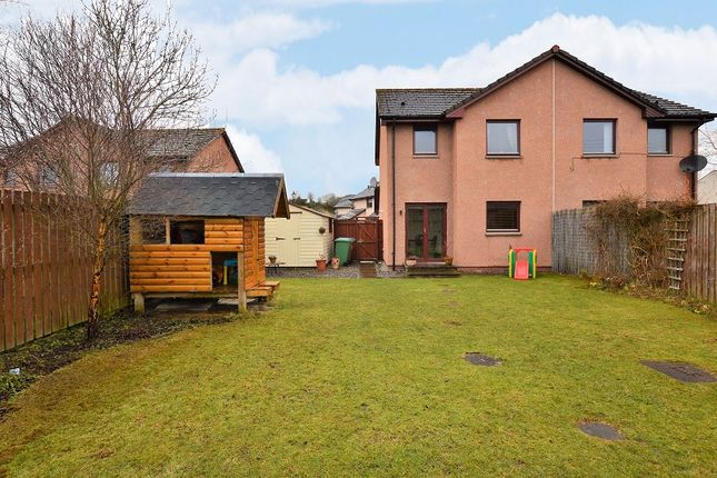 Garden of 11 Fairways Avenue, Muir Of Ord IV6