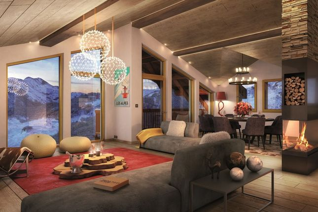 Chalet for sale in Courchevel Moriond, French Alps, France
