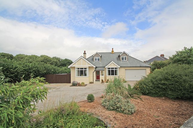 Thumbnail Detached house for sale in Elburton Road, Elburton, Plymouth, Devon, 8Jd.
