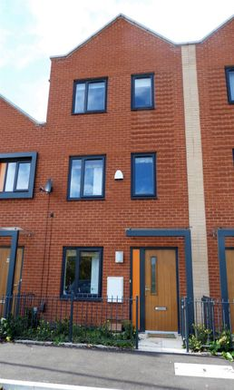 Thumbnail Town house to rent in Scanlon Lane, Salford