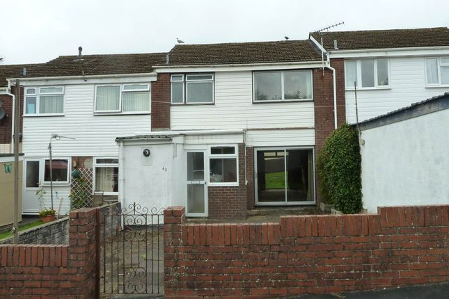 Thumbnail Property to rent in Sycamore Way, Carmarthen