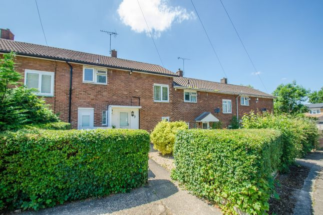 Thumbnail Terraced house for sale in Rowland Road, Stevenage, Hertfordshire