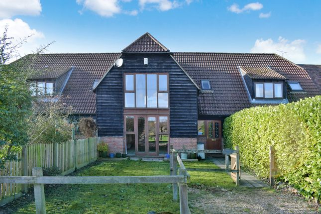 3 bed barn conversion for sale in Oare, Hermitage, Thatcham