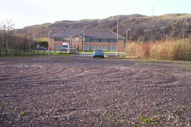 Thumbnail Land for sale in Sites 6 & 7, Glenshellach Business Park, Glengallan Road, Oban