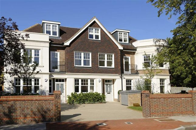 Thumbnail Terraced house for sale in Dover Park Drive, Putney