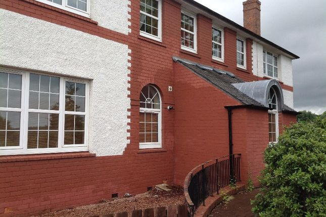 Thumbnail Flat to rent in 6 Parkgate, Rosyth, Fife