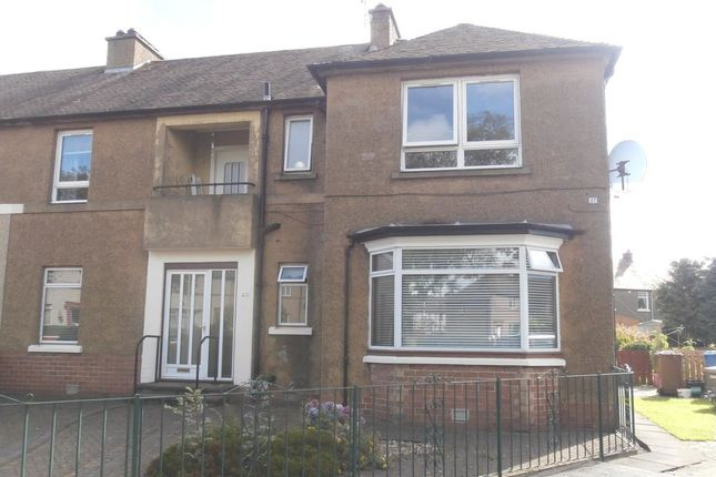 Thumbnail Flat to rent in Haig Street, Grangemouth