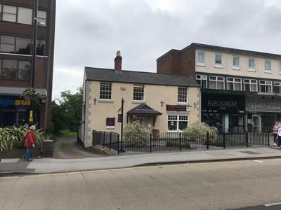 Thumbnail Commercial property for sale in 43 Birmingham Road, Sutton Coldfield