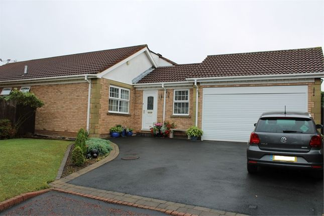 Thumbnail Detached bungalow for sale in Cygnet Close, Newcastle Upon Tyne, Tyne And Wear