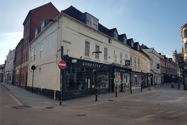 Thumbnail Flat to rent in New Street, Worcester, Worcestershire