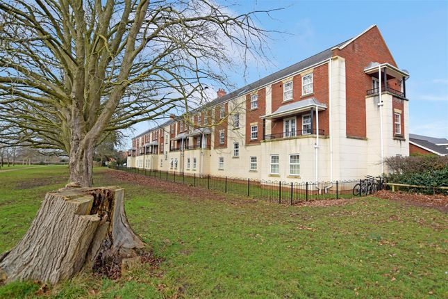 Thumbnail Flat for sale in Perrett Way, St Katherines Park, Ham Green