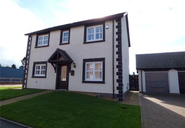 Thumbnail Detached house for sale in Goldington Drive, Bongate Cross, Appleby-In-Westmorland