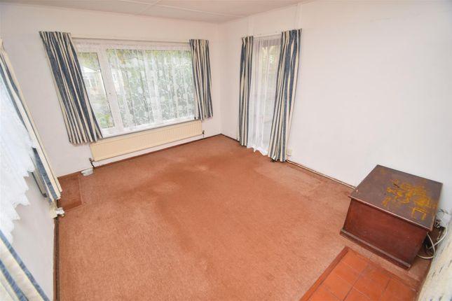 Living Room of Cosawes Park Homes, Perranarworthal, Truro TR3