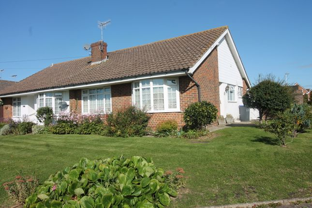 Thumbnail Semi-detached bungalow for sale in Mersey Road, Durrington