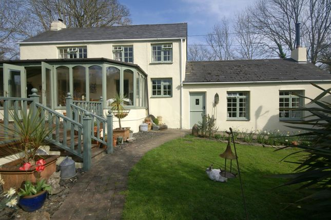 Thumbnail Cottage for sale in Fowey