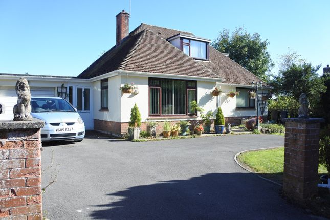 Thumbnail Detached bungalow for sale in Milton On Stour, Gillingham