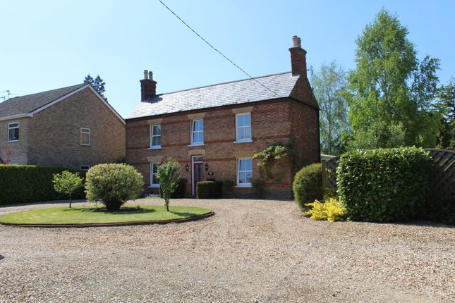 Thumbnail Detached house for sale in Fridaybridge Road, Elm