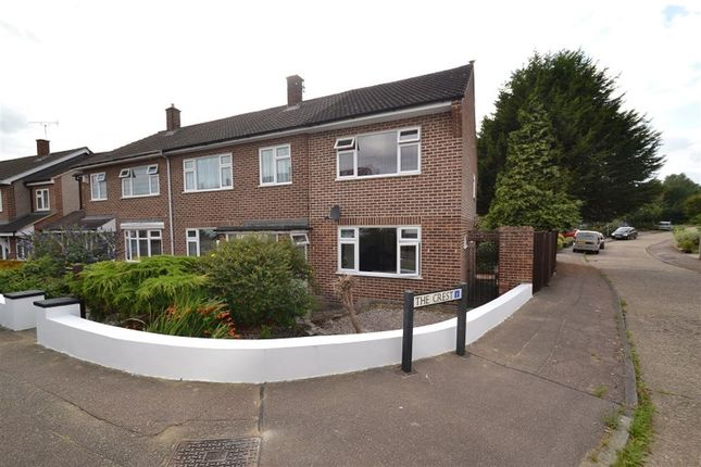 Thumbnail Property for sale in Heath Drive, Ware