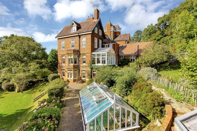 Thumbnail Flat for sale in Caxton Lane, Limpsfield Chart, Oxted, Surrey