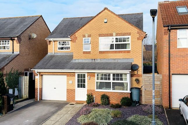 Thumbnail Detached house for sale in Weirfield Green, French Weir, Taunton