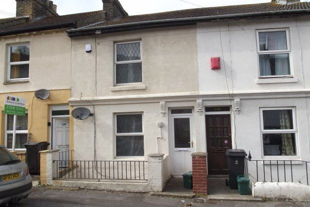 Thumbnail Property to rent in Clarendon Place, Dover