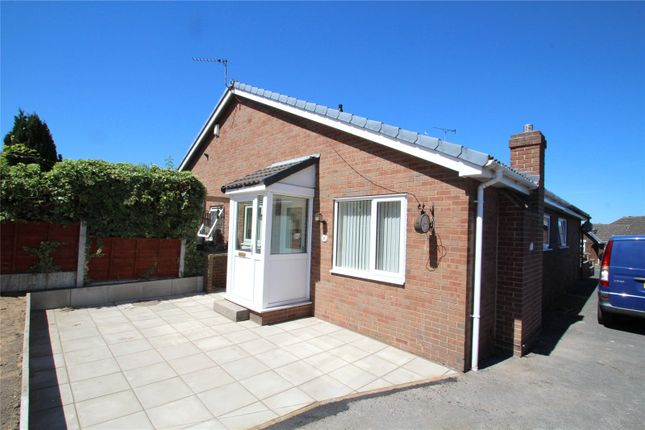 Thumbnail Bungalow to rent in St Andrews Drive, North Featherstone, West Yorkshire