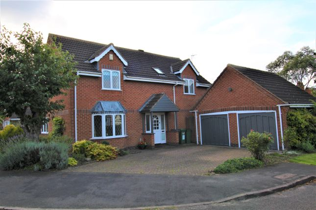 Thumbnail Detached house to rent in Pretoria Road, Leicester