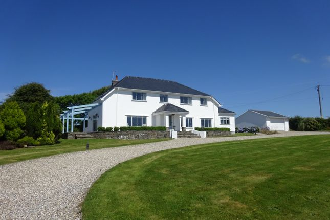Thumbnail Detached house for sale in Upway House, Port Eynon, Gower, Swansea