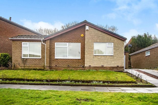 Thumbnail Bungalow for sale in Thistledon Avenue, Whickham, Newcastle Upon Tyne