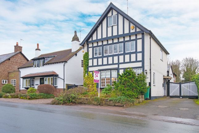 Thumbnail Detached house for sale in The Village, Burton, Neston, Cheshire
