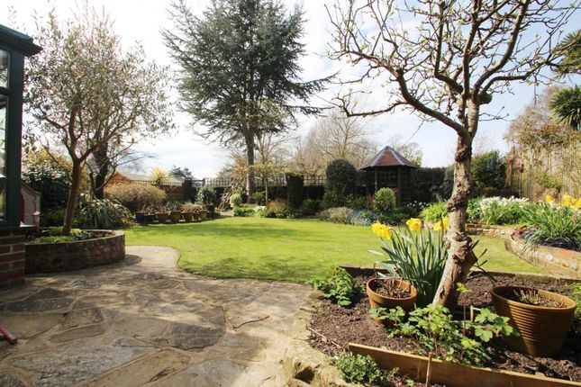 Garden of Third Avenue, Broadwater, Worthing BN14
