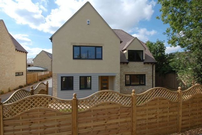 Thumbnail Detached house for sale in Warland Gardens, Kidlington