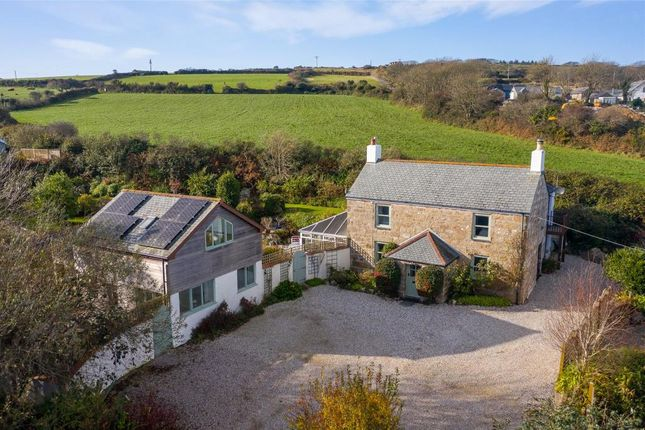 Thumbnail Detached house for sale in Carninney Lane, Carbis Bay, St. Ives, Cornwall